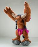 Wow Warcraft Peluche en peluche à la main