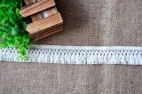 Frangia del merletto del cotone di alta qualità 5cm per Dress della signora