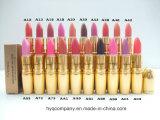 Mc 20 Couleurs Crème aux lèvres dorées à l'élastique Maquillage cosmétique aux lèvres
