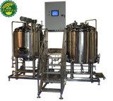 casa della strumentazione della fabbrica di birra 100L