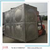 Chapa de acero inoxidable tanques de almacenamiento de agua