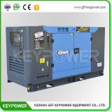 4 Diesel 20kVA van de cilinder Geluiddichte Stille Generator met het Controlemechanisme van de Generator