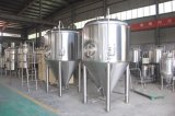 3bbl systeem aan de Apparatuur van de Staaf van het Bier van Amerika