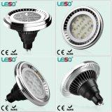 1100LM regulable de tamaño estándar de 111*50,5mm LED AR111/S111 (J)