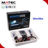 Fast Bright Bi Xenon Kit Auto Auto Bombas 4300k 6000k 8000k 35W HID kit de reparo de Lastro