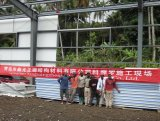 Prefabricated 헛간 강철 구조물 창고