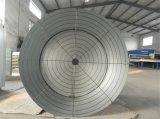 Landwirtschaftliche Drosselklappenbescheinigung des kegel-Abgas-Fan/CE