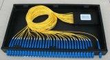FTTH 1*2 PLC FC/Upc를 위한 PLC 쪼개는 도구 모듈