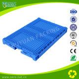 Cassa accatastabile e pieghevole di plastica di memoria per trasporto