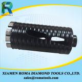 Romatools 다이아몬드 코어 드릴용 날은 를 위한 구체적인 Dcr 250를 강화한다