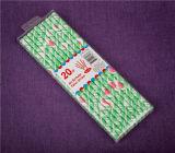 Productos del partido de la paja de beber del papel verde 2016