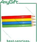 Crayon de couleur avec logo personnalisé