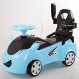 Bébé glissant le véhicule d'oscillation avec la lumière clignotante de DEL en vente