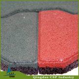 Het rubber Materiaal van de Mat van het Spel voor Tuin