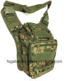 Piscina Impermeável Camo Militar Sela Saco de ombro único