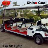 6+2 Seater 고속 가스 골프 카트