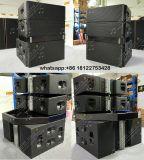 Professional Audio Line Array J8 12 pouces Double ligne haut-parleur de la matrice J8 J-Sub V8 V-sous-système d'enceintes PRO SOUND PA