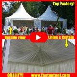 Горячая продажа высокое пиковое пагода палатку в Южной Африке Дурбан Кейптаун Йоханнесбург
