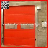 Industriale PVC Rapid Roll porta / Fast Automatic Rolling Shutter porta (ST-001)