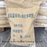 Alta temperatura baja de sodio 6500 Alúmina de malla