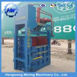 Aluminiumfolie-Behälter-Schrott-Ballenpreßmaschine