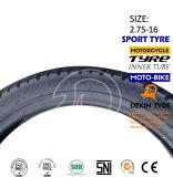 Pneu de Moto moto Pneu Scooter Sport pneus 2.75-16