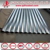 Chapas de Aço Galvanizado médios quente da folha de cobertura