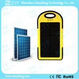 du Portable 8000mAh côté d'énergie solaire à l'extérieur avec la lampe-torche de DEL (ZYF8076)