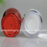 Il vaso cosmetico 50ml della migliore di qualità bottiglia cosmetica acrilica della bottiglia
