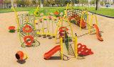Conjunto de slides combinadas para exterior série paisagem parque ao ar livre