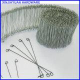 Relation étroite de sac de fil obligatoire de boucle du diamètre 1.5mm 2mm pour le sac ou le Rebar