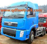 Het hoofd van de vrachtwagen, vrachtwagenvrachtwagen, zware vrachtwagen, 6X4 de Vrachtwagen FAW van de Tractor