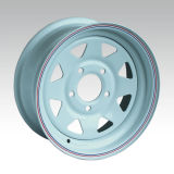 roda triangular 5-108 do reboque 14X6