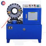 Máquina que prensa de Automaic del manguito hidráulico superventas 1/4 pulgada a 2 pulgadas