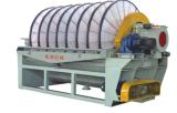 Tipo máquina del disco del filtro de vacío para la desecación del concentrado del mineral