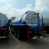 두바이에 있는 Sinotruk HOWO 6X4 20m3 물 탱크 트럭 판매