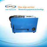 macchina di rivestimento calda di larghezza di 150mm per la macchina del laboratorio dello ione del litio