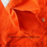 청소 노동자 (C2402)를 위한 안전 재킷