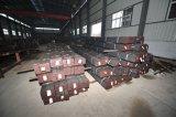 Barre plate en acier alliée pour la fabrication d'outil