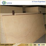 precio de la hoja de la madera contrachapada de la base del álamo de 3m m