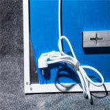 Установленные стеной белые алюминиевые ультракрасные подогреватели радиации иК панели топления