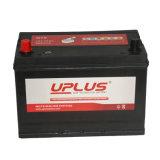 N70 12V Bateria de manutenção de ácido de chumbo Bateria automática recarregável