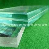 gebruik van het Glas van 6.38mm het Duidelijke Aangemaakte Gelamineerde voor Buliding