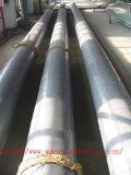 PVC 노랗거나 파란 빨간 관개에 의하여 놓이는 편평한 호스 또는 관 또는 관