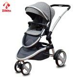 Passeggiatore a tre ruote leggero del bambino