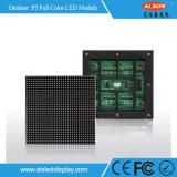 P5 160x160mm Cores RGB LED impermeável ao ar livre o módulo do Mostrador