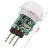 Mini-Bewegungs-menschliche Fühler-automatische Detektor-Baugruppen-hohe Zuverlässigkeit IR-Pyroelectric Infrarot-PIR 12mm x 25mm Fühler elektrisch