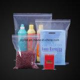 LDPE de grade alimentaire plastique sac Ziplock PEBD Sac Gripseal