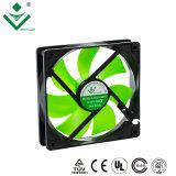Устойчивость к высокой температуре 12025 12V 24 В постоянного тока высокой частоты вращения вентилятора компьютера 120мм 120X120X25 мм