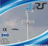 con la viruta del CREE, 8 contadores de poste, luces solares del camino de 50W LED